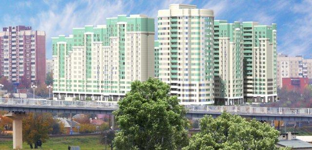 Старт продаж квартир в ЖК «Малахит»